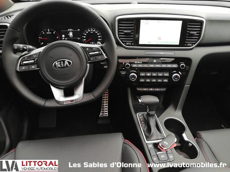 Photo 11 de l'offre de KIA Sportage 1.6 CRDi 136ch MHEV GT Line Premium 4x2 DCT7 à 35490€ chez Littoral Vendée Automobiles Le Château D'Olonne