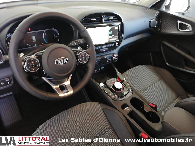 Photo 4 de l'offre de KIA e-Soul Design 204ch à 32490€ chez Littoral Vendée Automobiles Le Château D'Olonne