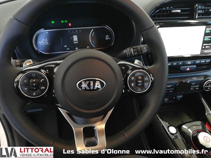 Photo 6 de l'offre de KIA e-Soul Design 204ch à 32490€ chez Littoral Vendée Automobiles Le Château D'Olonne