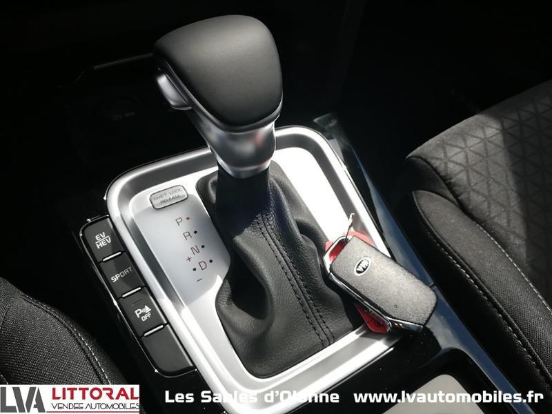 Photo 7 de l'offre de KIA Ceed SW 1.6 GDi 105ch + Plug-In 60.5ch Active DCT6 à 31990€ chez Littoral Vendée Automobiles Le Château D'Olonne