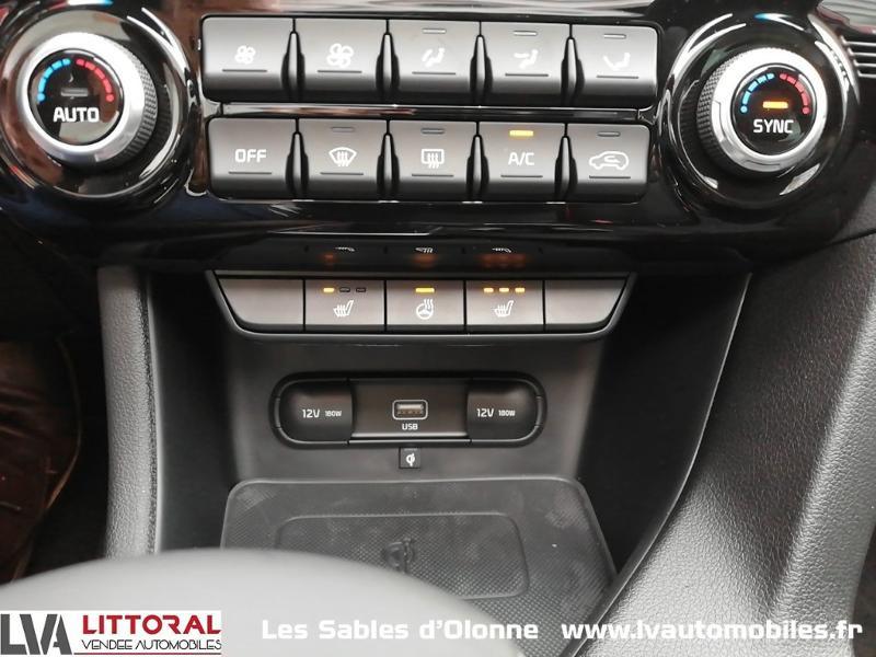 Photo 8 de l'offre de KIA Sportage 1.6 CRDi 136ch MHEV GT Line Premium 4x2 DCT7 à 35490€ chez Littoral Vendée Automobiles Le Château D'Olonne