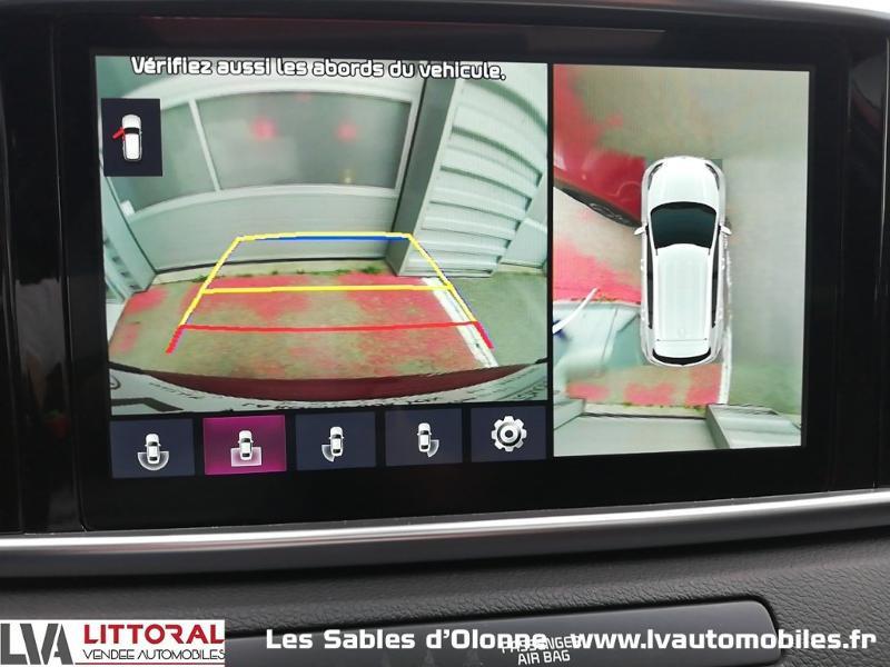 Photo 9 de l'offre de KIA Sportage 1.6 CRDi 136ch MHEV GT Line Premium 4x2 DCT7 à 35490€ chez Littoral Vendée Automobiles Le Château D'Olonne