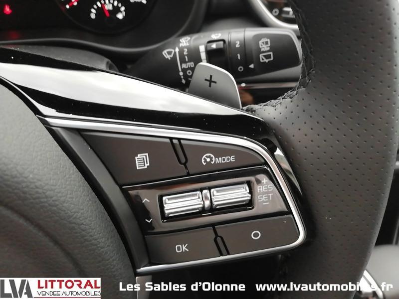 Photo 20 de l'offre de KIA Sportage 1.6 CRDi 136ch MHEV GT Line Premium 4x2 DCT7 à 35490€ chez Littoral Vendée Automobiles Le Château D'Olonne