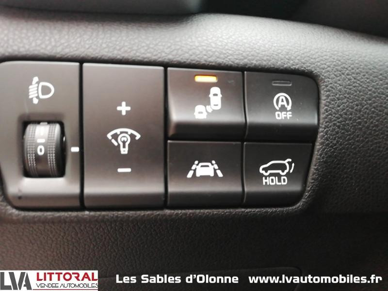 Photo 18 de l'offre de KIA Sportage 1.6 CRDi 136ch MHEV GT Line Premium 4x2 DCT7 à 35490€ chez Littoral Vendée Automobiles Le Château D'Olonne
