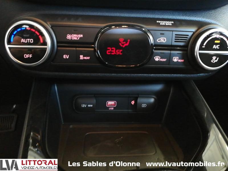 Photo 8 de l'offre de KIA e-Soul Design 204ch à 32490€ chez Littoral Vendée Automobiles Le Château D'Olonne