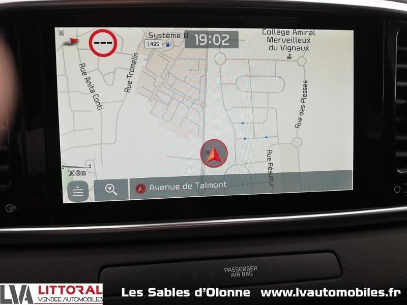 Photo 10 de l'offre de KIA Sportage 1.6 CRDi 136ch MHEV GT Line Premium 4x2 DCT7 à 35490€ chez Littoral Vendée Automobiles Le Château D'Olonne