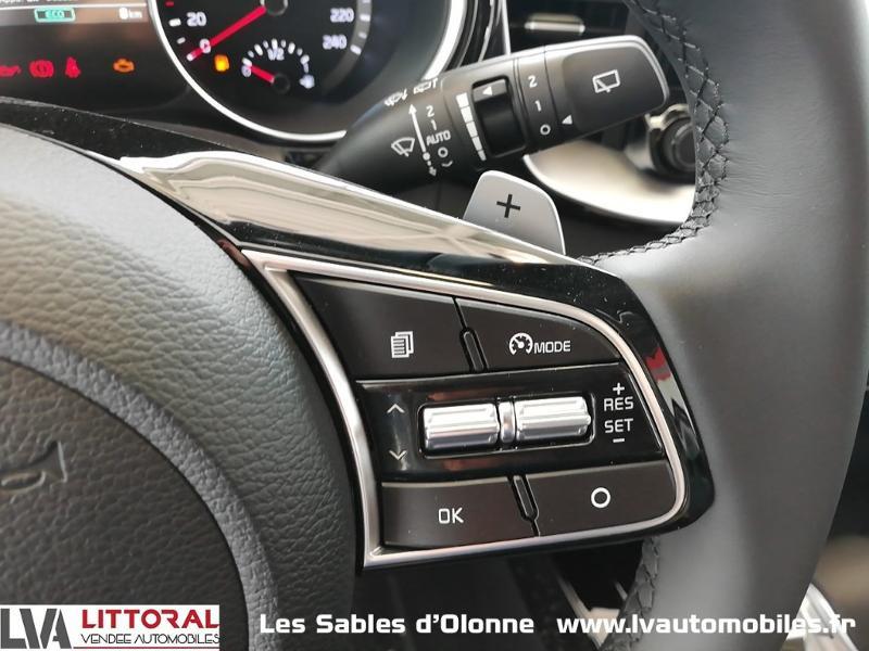 Photo 18 de l'offre de KIA XCeed 1.6 CRDI 136ch MHEV Design DCT7 2021 à 29990€ chez Littoral Vendée Automobiles Le Château D'Olonne