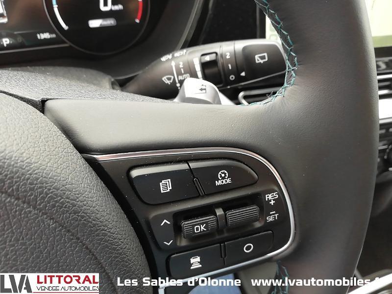 Photo 18 de l'offre de KIA e-Niro Premium 204ch à 35990€ chez Littoral Vendée Automobiles Le Château D'Olonne
