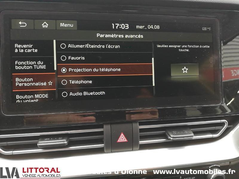 Photo 19 de l'offre de KIA e-Niro Premium 204ch à 35990€ chez Littoral Vendée Automobiles Le Château D'Olonne