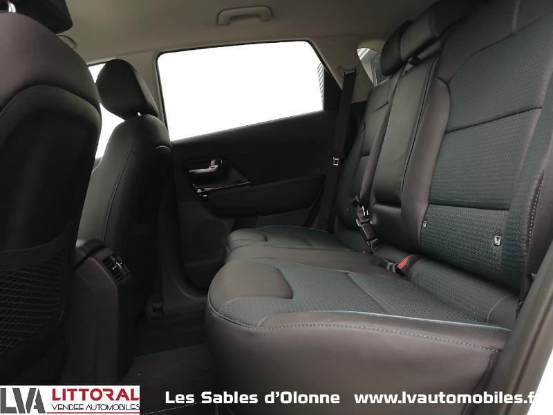 Photo 12 de l'offre de KIA e-Niro Premium 204ch à 35990€ chez Littoral Vendée Automobiles Le Château D'Olonne