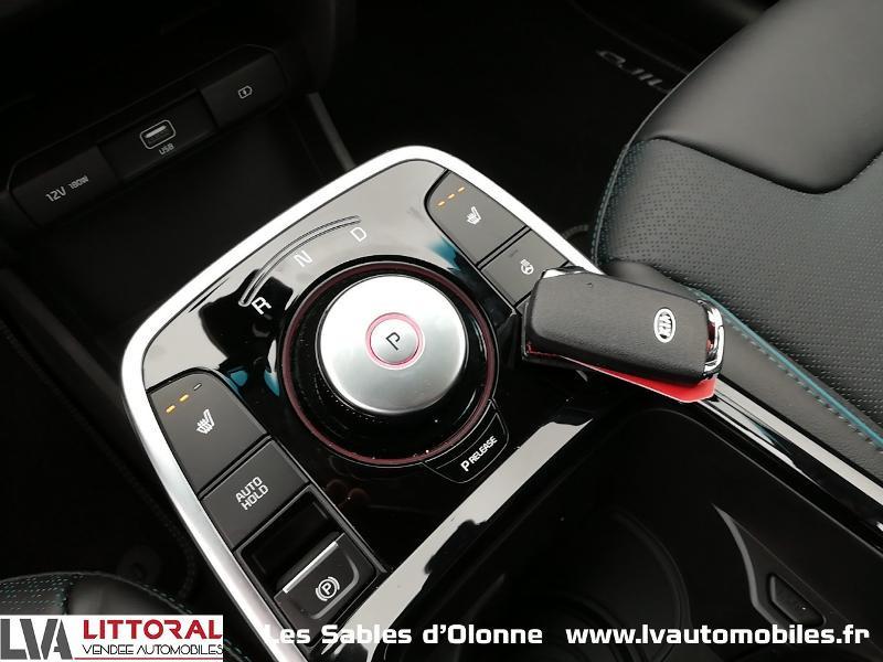 Photo 7 de l'offre de KIA e-Niro Premium 204ch à 35990€ chez Littoral Vendée Automobiles Le Château D'Olonne