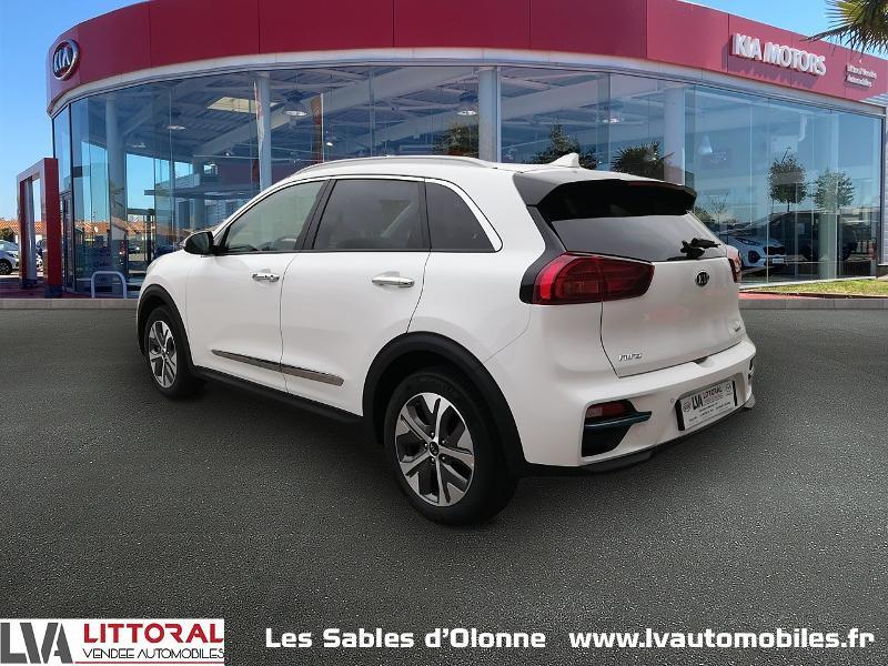 Photo 3 de l'offre de KIA e-Niro Premium 204ch à 35990€ chez Littoral Vendée Automobiles Le Château D'Olonne