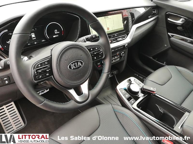 Photo 4 de l'offre de KIA e-Niro Premium 204ch à 35990€ chez Littoral Vendée Automobiles Le Château D'Olonne