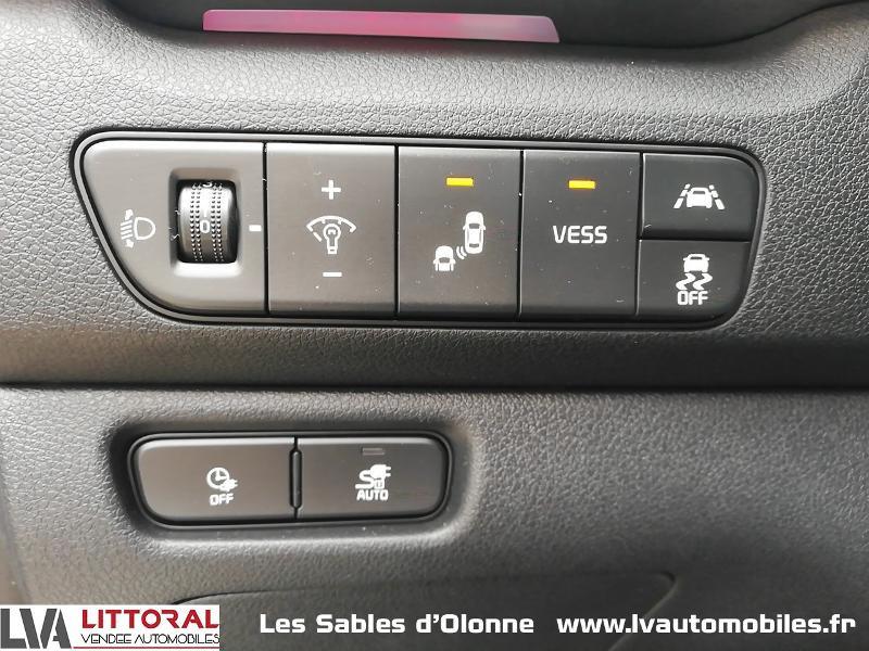 Photo 16 de l'offre de KIA e-Niro Premium 204ch à 35990€ chez Littoral Vendée Automobiles Le Château D'Olonne