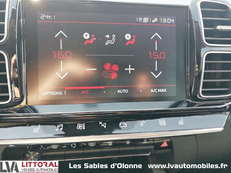 Photo 8 de l'offre de CITROEN C5 Aircross BlueHDi 130ch S&S C-Series EAT8 E6.d à 28490€ chez Littoral Vendée Automobiles Le Château D'Olonne