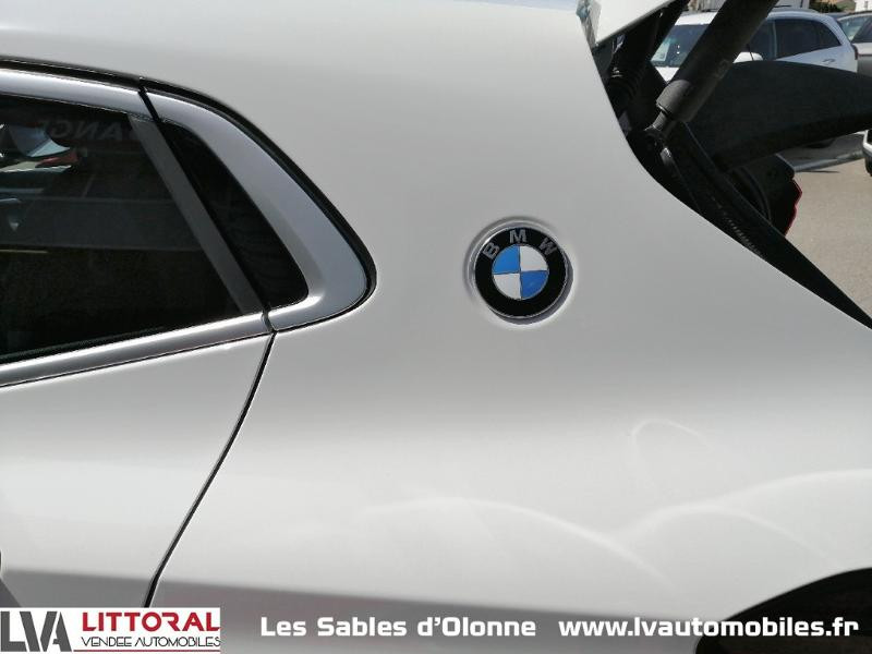 Photo 14 de l'offre de BMW X2 sDrive18dA 150ch M Sport Euro6d-T à 35490€ chez Littoral Vendée Automobiles Le Château D'Olonne