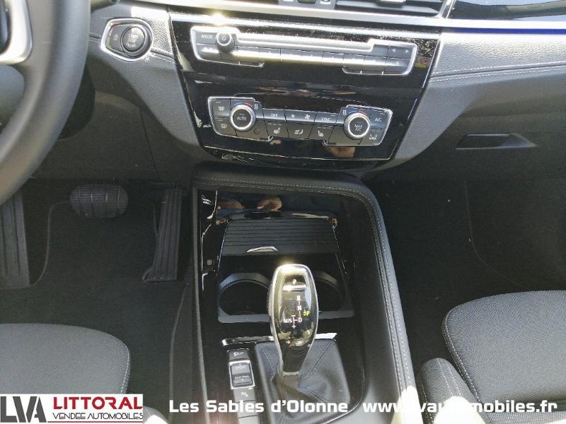 Photo 6 de l'offre de BMW X2 sDrive18dA 150ch M Sport Euro6d-T à 35490€ chez Littoral Vendée Automobiles Le Château D'Olonne