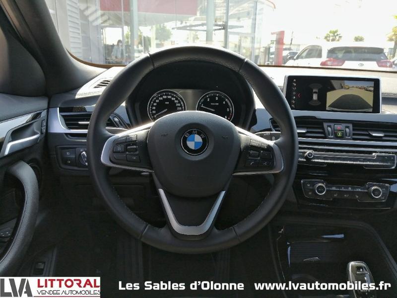 Photo 5 de l'offre de BMW X2 sDrive18dA 150ch M Sport Euro6d-T à 35490€ chez Littoral Vendée Automobiles Le Château D'Olonne