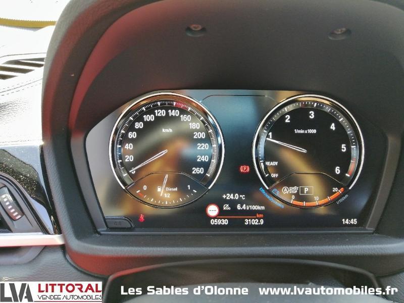 Photo 10 de l'offre de BMW X2 sDrive18dA 150ch M Sport Euro6d-T à 35490€ chez Littoral Vendée Automobiles Le Château D'Olonne