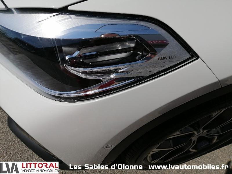Photo 17 de l'offre de BMW X2 sDrive18dA 150ch M Sport Euro6d-T à 35490€ chez Littoral Vendée Automobiles Le Château D'Olonne