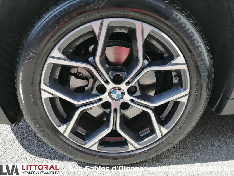 Photo 13 de l'offre de BMW X2 sDrive18dA 150ch M Sport Euro6d-T à 35490€ chez Littoral Vendée Automobiles Le Château D'Olonne