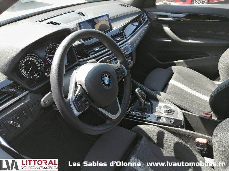 Photo 4 de l'offre de BMW X2 sDrive18dA 150ch M Sport Euro6d-T à 35490€ chez Littoral Vendée Automobiles Le Château D'Olonne