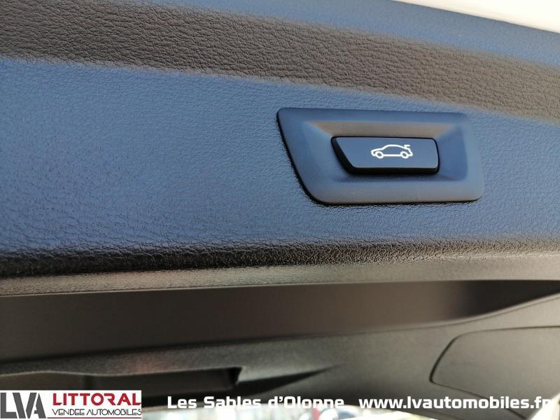 Photo 15 de l'offre de BMW X2 sDrive18dA 150ch M Sport Euro6d-T à 35490€ chez Littoral Vendée Automobiles Le Château D'Olonne