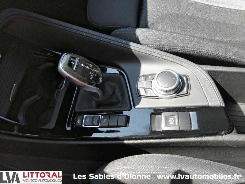 Photo 7 de l'offre de BMW X2 sDrive18dA 150ch M Sport Euro6d-T à 35490€ chez Littoral Vendée Automobiles Le Château D'Olonne