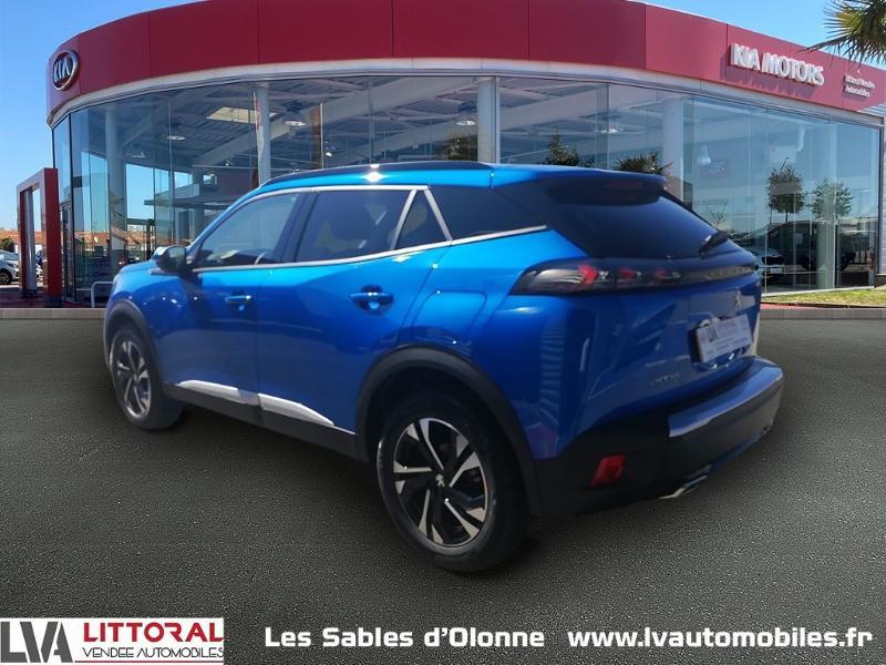 Photo 3 de l'offre de PEUGEOT 2008 1.2 PureTech 130ch S&S Allure Pack EAT8 à 27990€ chez Littoral Vendée Automobiles Le Château D'Olonne