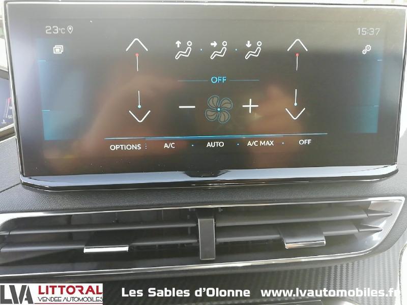 Photo 8 de l'offre de PEUGEOT 5008 1.5 BlueHDi 130ch E6.c Allure S&S EAT8 à 34990€ chez Littoral Vendée Automobiles Le Château D'Olonne