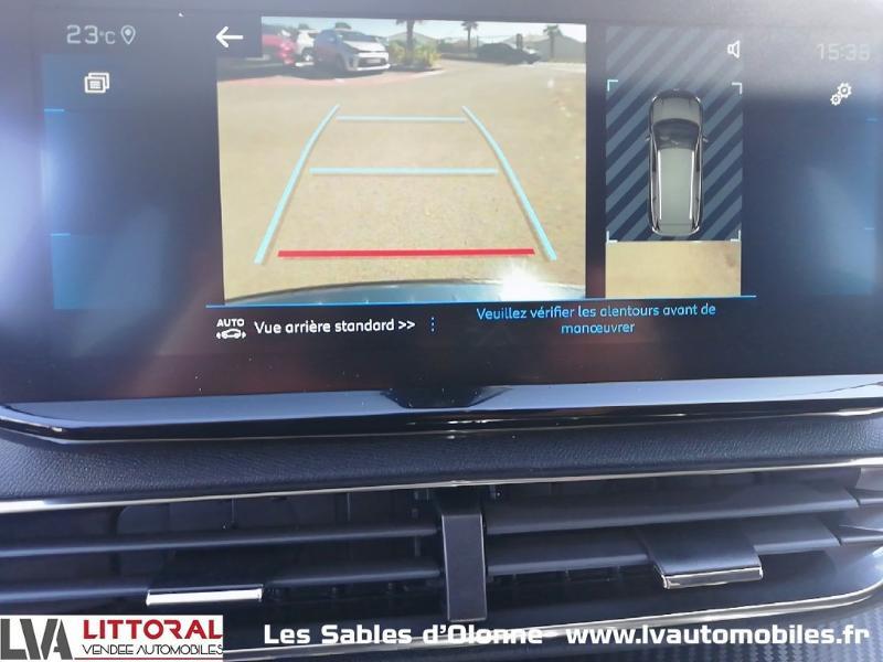 Photo 9 de l'offre de PEUGEOT 5008 1.5 BlueHDi 130ch E6.c Allure S&S EAT8 à 34990€ chez Littoral Vendée Automobiles Le Château D'Olonne