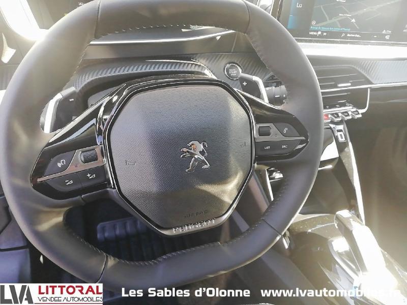 Photo 6 de l'offre de PEUGEOT 2008 1.2 PureTech 130ch S&S Allure Pack EAT8 à 27990€ chez Littoral Vendée Automobiles Le Château D'Olonne