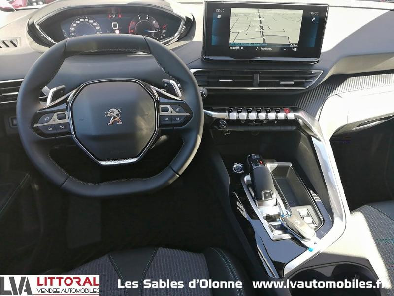 Photo 11 de l'offre de PEUGEOT 5008 1.5 BlueHDi 130ch E6.c Allure S&S EAT8 à 34990€ chez Littoral Vendée Automobiles Le Château D'Olonne