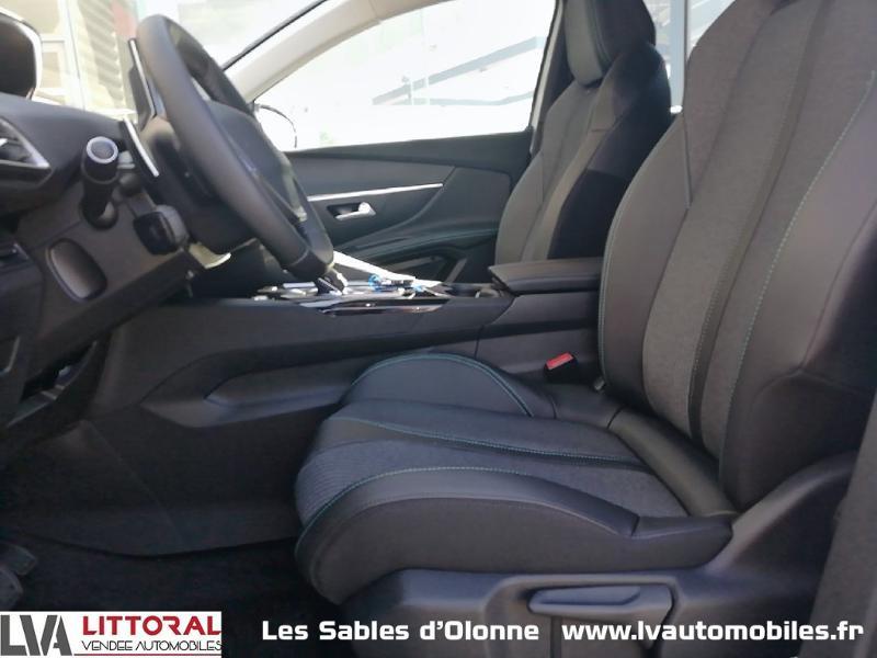 Photo 5 de l'offre de PEUGEOT 5008 1.5 BlueHDi 130ch E6.c Allure S&S EAT8 à 34990€ chez Littoral Vendée Automobiles Le Château D'Olonne