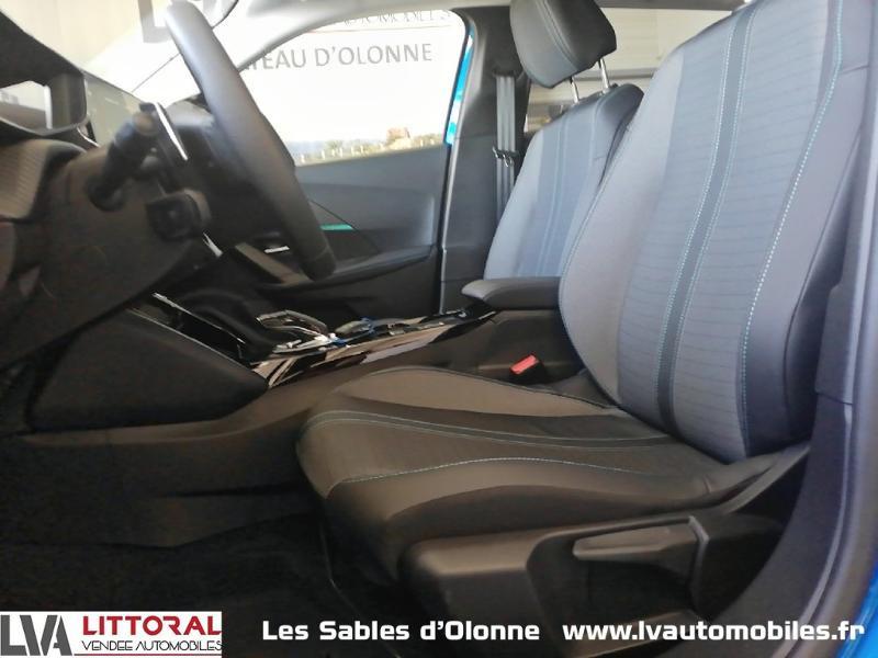 Photo 5 de l'offre de PEUGEOT 2008 1.2 PureTech 130ch S&S Allure Pack EAT8 à 27990€ chez Littoral Vendée Automobiles Le Château D'Olonne