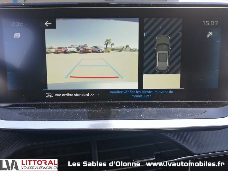 Photo 9 de l'offre de PEUGEOT 2008 1.2 PureTech 130ch S&S Allure Pack EAT8 à 27990€ chez Littoral Vendée Automobiles Le Château D'Olonne