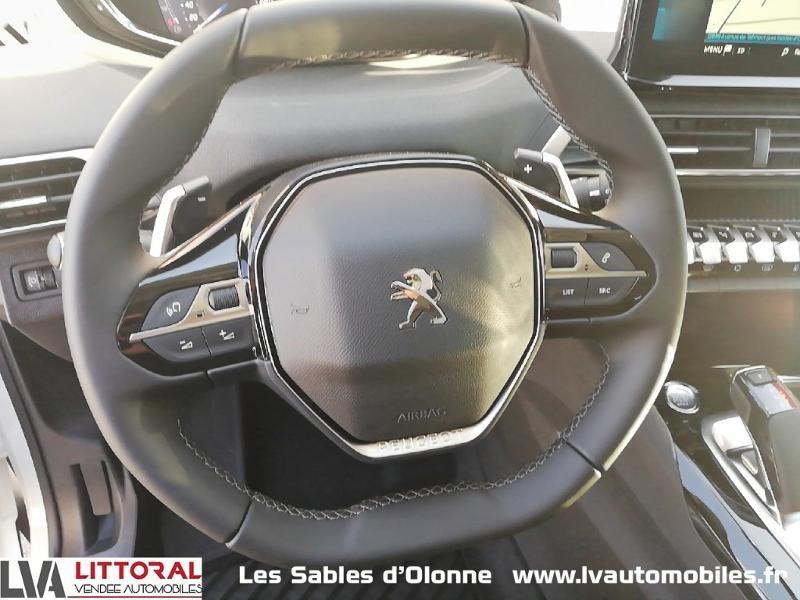 Photo 6 de l'offre de PEUGEOT 5008 1.5 BlueHDi 130ch E6.c Allure S&S EAT8 à 34990€ chez Littoral Vendée Automobiles Le Château D'Olonne