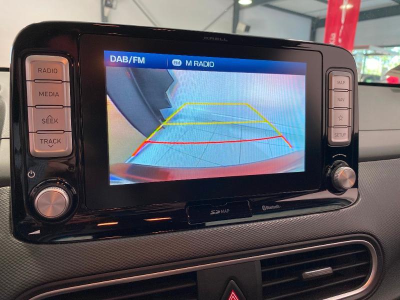 Photo 9 de l'offre de HYUNDAI Kona Electric 204ch Creative Euro6d-T EVAP à 25990€ chez Littoral Vendée Automobiles Le Château D'Olonne
