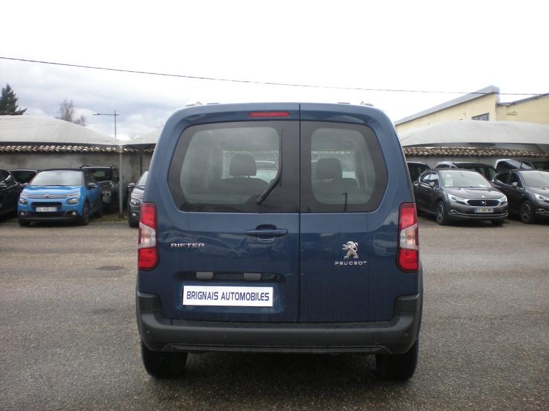 Photo 5 de l'offre de PEUGEOT RIFTER BLUEHDI 100CH STANDARD ACTIVE à 21900€ chez Brignais automobiles