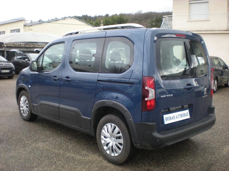Photo 4 de l'offre de PEUGEOT RIFTER BLUEHDI 100CH STANDARD ACTIVE à 21900€ chez Brignais automobiles
