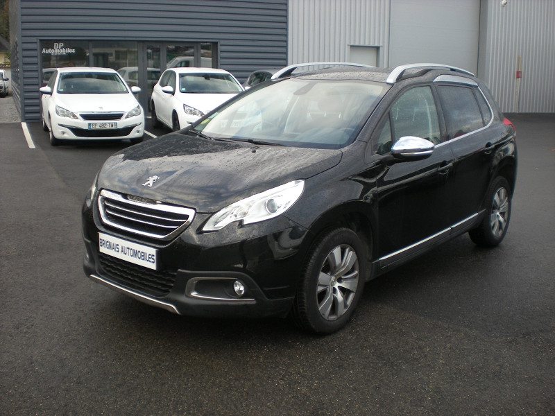 Photo 3 de l'offre de PEUGEOT 2008 1.6 BLUEHDI 100CH BUSINESS PACK BVM5 à 10900€ chez Brignais automobiles