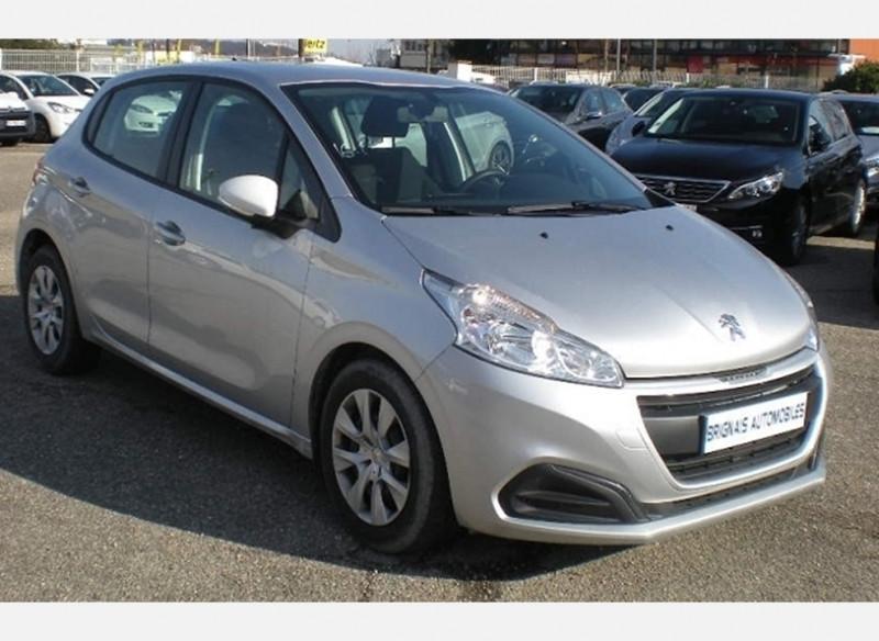 Peugeot 208 1.6 BLUEHDI 75CH LIKE 5P Diesel GRIS C Occasion à vendre