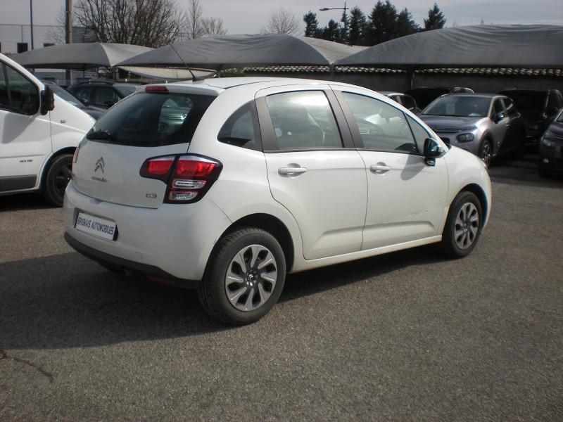Photo 6 de l'offre de CITROEN C3 STE 1.6 BLUEHDI 75 CONFORT à 7400€ chez Brignais automobiles