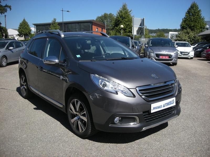 Peugeot 2008 1.6 BLUEHDI 100CH CROSSWAY Diesel GRIS F Occasion à vendre