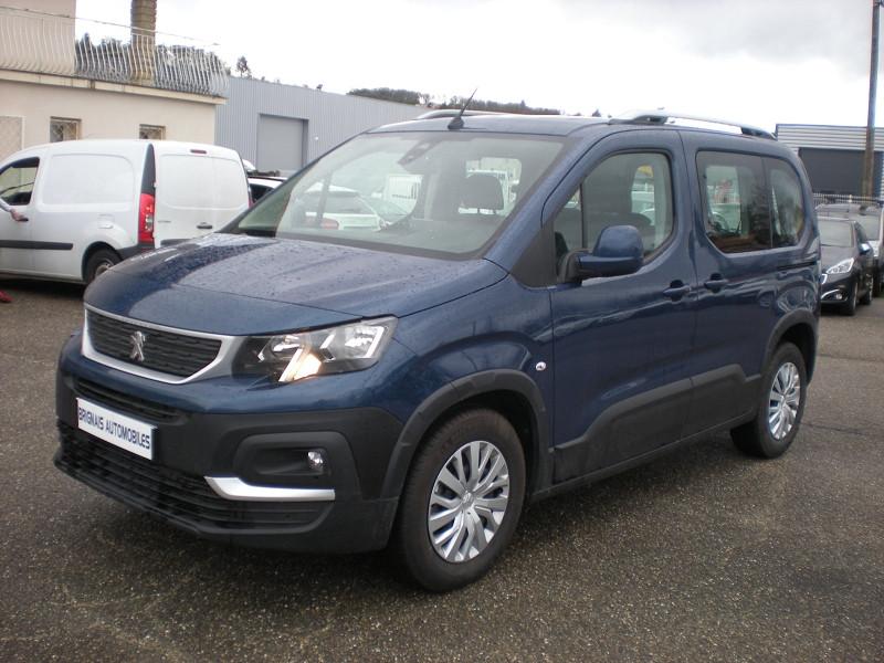 Photo 3 de l'offre de PEUGEOT RIFTER BLUEHDI 100CH STANDARD ACTIVE à 21900€ chez Brignais automobiles