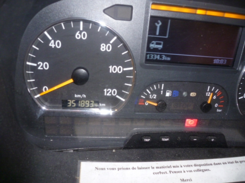 Photo 6 de l'offre de MERCEDES AXOR 1833 NL EURO 5 à 33480€ chez Brignais automobiles