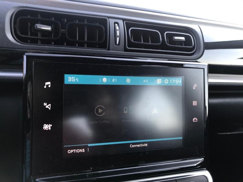 Photo 11 de l'offre de CITROEN C3 BLUEHDI 75CH FEEL BUSINESS S&S à 11900€ chez Brignais automobiles