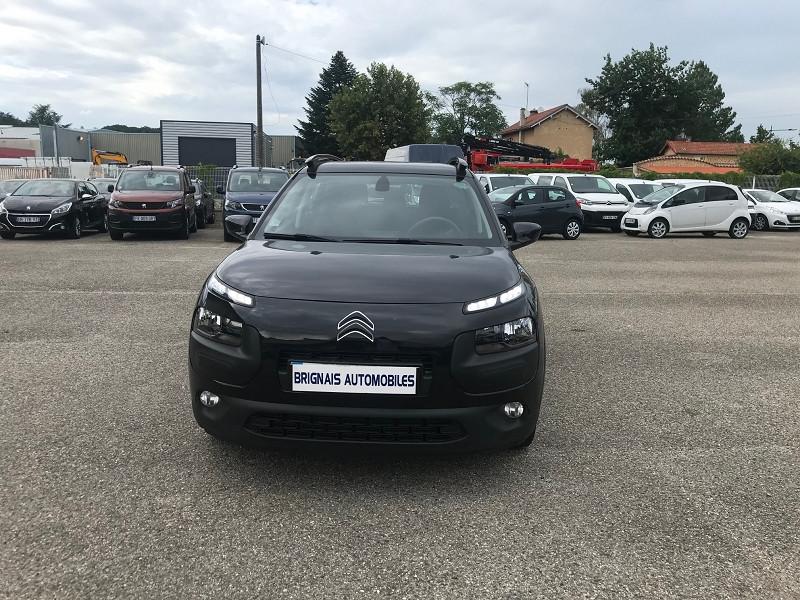 Photo 2 de l'offre de CITROEN C4 CACTUS BLUEHDI 100 FEEL BUSINESS à 12400€ chez Brignais automobiles