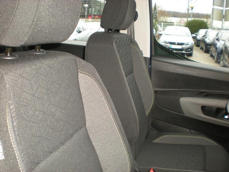 Photo 8 de l'offre de PEUGEOT RIFTER BLUEHDI 100CH STANDARD ACTIVE à 21900€ chez Brignais automobiles