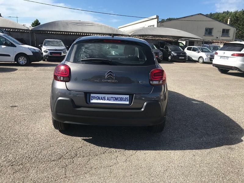 Photo 5 de l'offre de CITROEN C3 BLUEHDI 100CH FEEL S&S E6.D-TEMP à 14500€ chez Brignais automobiles
